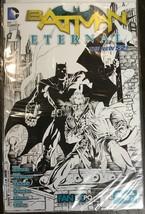Batman Eternal # 1 Dc Comics 2014 Bw Cover Variant Fan Expo - $48.99