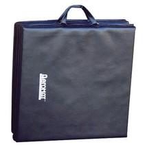 Aeromat 34304 24 in. Deluxe Folding Black - $82.19