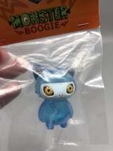 Max Toy Blue Clear Mini Cat Girl - Mint in Bag image 5