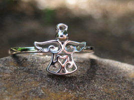 Haunted Seraphim Ring Most Powerful Order of Angels Protection and miracles - $46.66