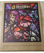 Vintage All American 1957 Annual of Christmas Literature & Art Book Publ... - $16.81