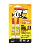 The Original SuperGlue SGH22-12 Super Glue Tubes, 2 pk - $18.69