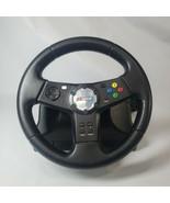 Logitech Nascar Racing SteeringWheel Xbox X3B12 Untested - $9.50