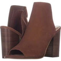 Steve Madden Tilt Slip On Sandals 977, Cognac, 11 US - $33.59