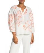 NWT Joie Eilga Floral Porcelan Shirt sz XS - $79.99