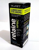 RETAINE HPMC - 10ml - ocusoft eye - exp. date: 11 / 2020 - (Pack of 1)  - $18.71