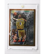 1996-97 KOBE BRYANT TOPPS FINEST ROOKIE CARD RC #74 GEM CONDITION WITH C... - $296.99