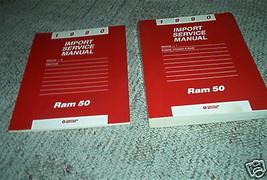 1990 DODGE RAM 50 TRUCK Service Repair Shop Manual Set 90 Factory OEM Book - $8.15