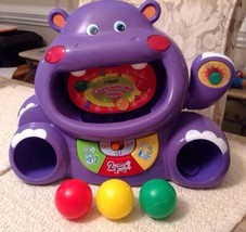 VTech Count With Me Hippo - Educational Colors & Numbers, New Bag of Bal... - $9.90