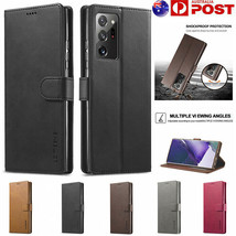 For Samsung A11 A21S A51 A71 5G A20 A30 A50 Wallet Case Leather Card Stand Cover - $64.37