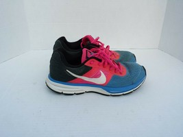 Nike Running Shoes Size 6Y (Womens Size 7.5) Air Pegasus 30 - Blue Pink ... - $9.95