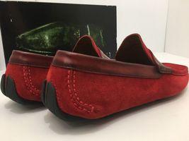 Magnanni Rafu 17987 Red Men's Loafer Size 41 US 8 M image 11
