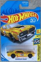 2018 Hot Wheels '68 Mercury Cougar Kmart Exclusive HW Speed Graphics - MIP - $3.50