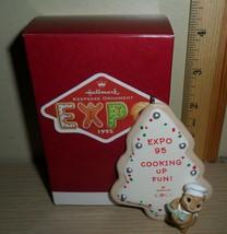 1995 Hallmark EXPO Ornament - $4.90
