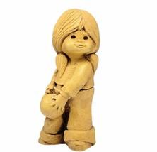 Fannykins Bill Mack sculpture figurine St Paul MN vtg Bowling Gutter Bal... - $48.15