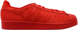 [S79475] Men's Adidas Superstar RT Red/Red Size 4 - $76.00