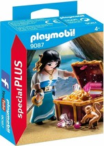 Playmobil Pirate with Treasure Building Set - $17.41