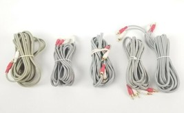 (Lot of 5) Video Component Cable 2 RCA (RBG) 10 Ft. - $12.77