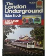 The London Underground - Tube Stock - Subway Railroad Book by J. Graeme ... - $8.43