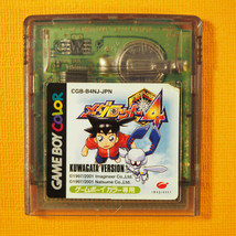 Medarot 4: Kuwagata Version (Nintendo Game Boy Color GBC, 2001) Japan Im... - $5.22