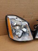 06-11 Cadillac DTS HID Xenon Headlight Head Light Lamp Set LH & RH -POLISHED image 4