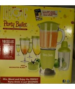 18 Piece Party Bullet PBR-1801M Perfect Drink Making System Green NutriB... - $48.01