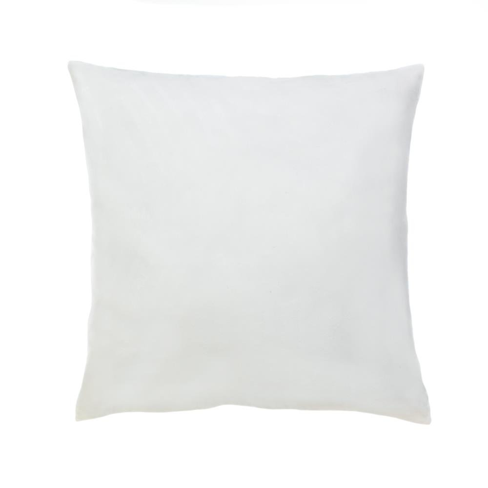 Decorative Throw Pillow, Bed Colorful Alphabet Polyester Square Throw Pillow