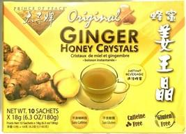 Prince of Peace Original Ginger Honey Crystals Instant Beverage - $8.42+