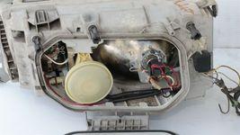 86-93 Mercedes W124 260E 300E 300D 300TE 400E Euro E-Code Headlight Lamps Set LR image 9