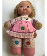 Vintage Mattel 1974 Baby Live Notes Baby Doll - $29.99