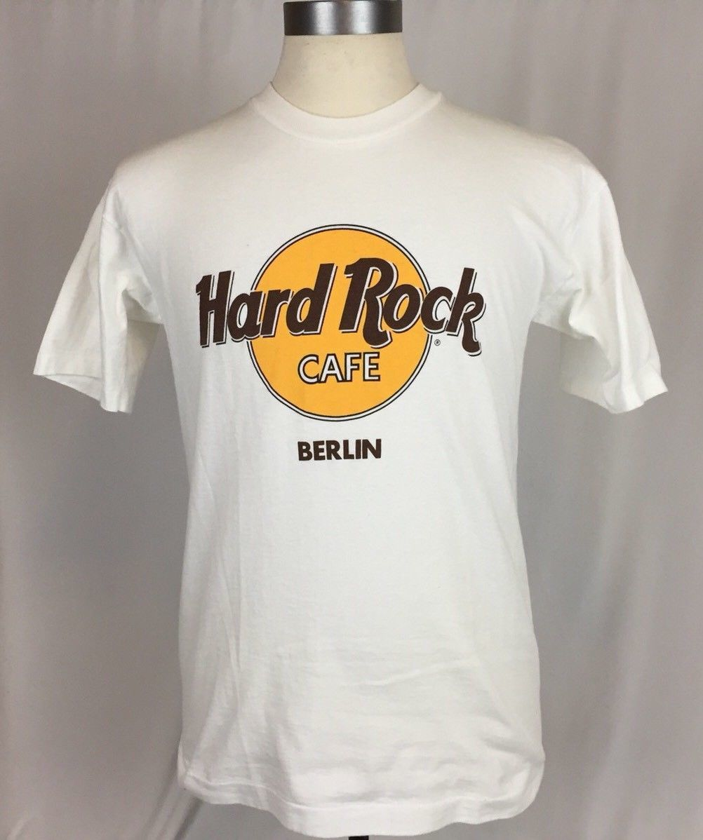 d9bf7740 Vintage Hard Rock Cafe Berlin Germany and 50 similar items. S l1600