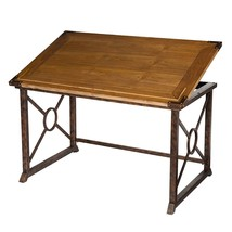 Drafting Table Industrial Style Architecture Ar... - $427.48