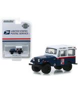 1974 Jeep DJ-5 U.S. Mail Civil Defense Hobby Exclusive 1/64 Diecast Mode... - $31.00