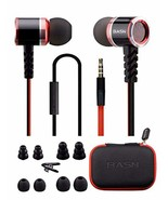 BASN Earphones Headphones Driver Deep Bass for iPhone, iPad, Mac, Androi... - $10.68+