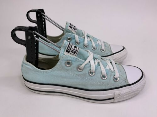 Converse All Star Low Top Chuck Taylors Women's Mint Green Shoes Size 6
