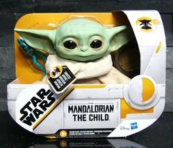 "STAR WARS Mandalorian THE CHILD Yoda Electronic Talking 7.5"" Plush NEW I... - $69.99"