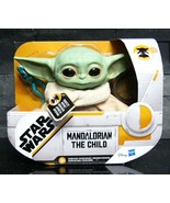 "STAR WARS Mandalorian THE CHILD Yoda Electronic Talking 7.5"" Plush NEW I... - $69.99"