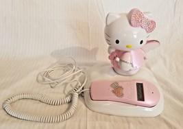 Hello Kitty Home Telephone With Caller ID,Lights up.. image 1