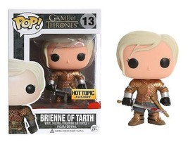 Game of Thrones Brienne of Tarth #13 Hot Topic Bloody HTF NEW  - $447.87