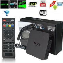 MXQ S805 Smart TV BOX Android 4.4 Quad Core 1G+8G WIFI HDMI 1080P Media ... - $35.00
