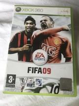 FIFA 09 (Microsoft Xbox 360)*NEW NOT SEALED* - $10.25