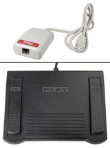 Dictaphone USB Adapter 0148649 & Foot Pedal 0502765 - $28.05