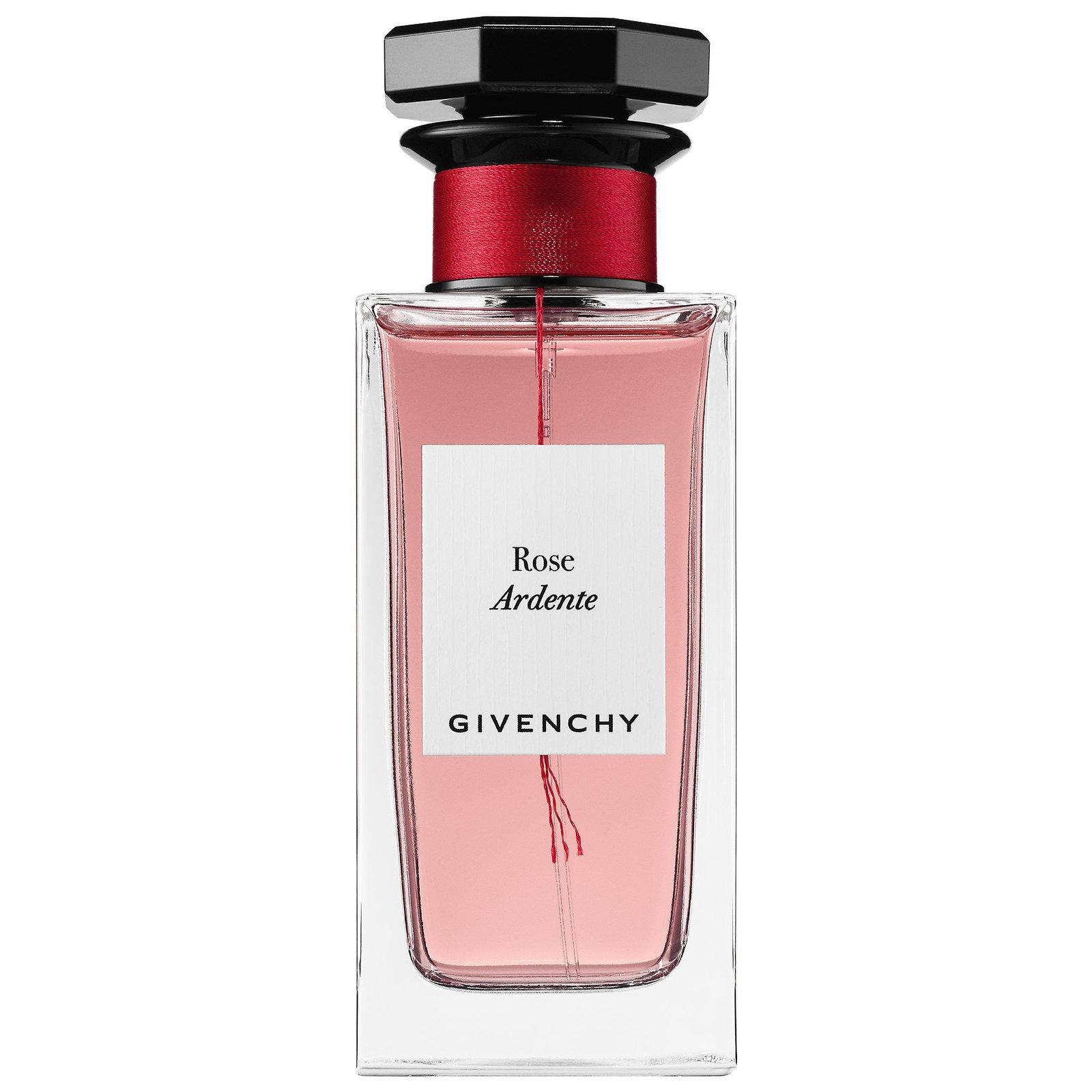 ROSE ARDENTE by GIVENCHY 5ml Travel Spray Perfume HONEY AMBER