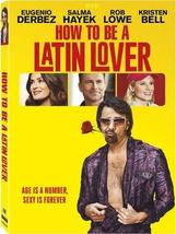 How To Be A Latin Lover [DVD] - $34.64