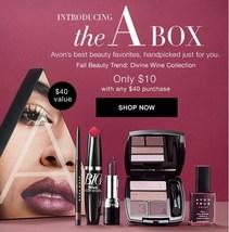 Avon Divine Wine A Box - $10.00
