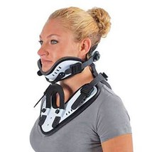 Cybertech Cyberspine Cervical Large Trachea Opening Easy Adjustable Yoke System - $112.64