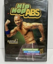Hip Hop Abs Beachbody DVD Level 2, 3 Workouts New Sealed FAST SHIPPING - $18.80
