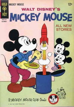 Mickey Mouse (Walt Disney's…) #98 FN; Dell | save on shipping - details ... - $7.50
