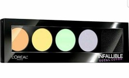 L'Oreal Infallible Total Cover Color Correcting Kit 225 - $7.29