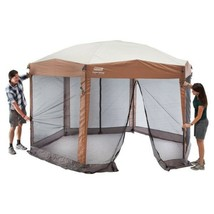 Outdoor Canopy Tent Screen Camping Shelter Beach Shade Instant Pop Up Ga... - $352.44 CAD